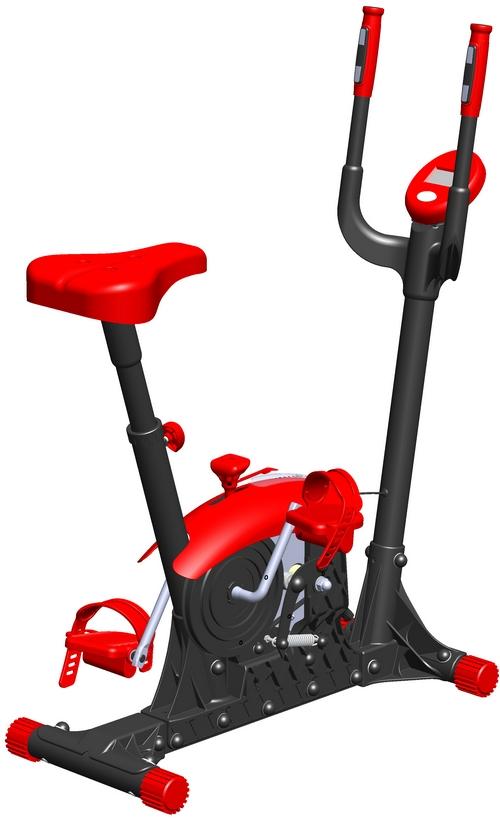 Велотренажер-Leco-IT-Home-Plus
